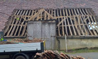 Roof Repair to Listed Building