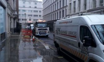 Sump Cleaning and Jetting Central London